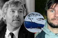 Tragická smrt Petra Kellnera (†56) po pádu vrtulníku: Úřady vyšetřují, zda po nehodě přežilo více osob