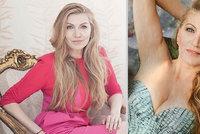 Martina Formanová (55) volá jaro sexy dekoltem! A fanoušci vrní blahem...