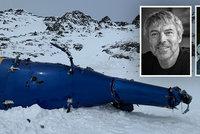 Pád vrtulníku s Kellnerem (†56): Jediný přeživší David Horváth je při vědomí!