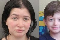 Matku obvinili z vraždy syna (†6)! Zabila ho prý koktejlem drog, aby získala peníze z pojistky