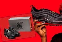 Satanistické boty s lidskou krví? Nike žaluje slavného rappera kvůli kontroverzní fanouškovské kolekci