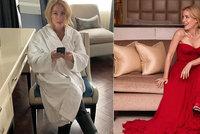 Chicagský tribunál i Koruna získaly prestižní ceny: Scullyová předávání sledovala z pražského hotelu