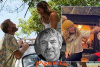 Smrt Petra Kellnera: Pozůstalí po obětech z vrtulníku dostanou miliony
