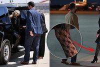 Je Bidenová stylová, nebo trapná a stará? První dáma ukázala punčochy a národ je ve varu