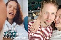 Tomáš Klus s manželkou Tamarou: Hádka v přímém přenosu a slova o rozvodu!