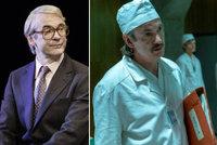 Seriálový Ďatlov z Černobylu zemřel! Zabil ho nádor na mozku, bylo mu 55 let