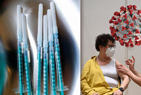 Koronavirus ONLINE: 3229 případů za úterý v ČR. A registrace k očkování i pro lidi 55+