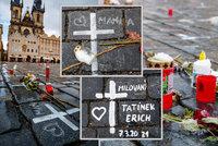 Pieta na Staroměstském náměstí ještě na čas zůstane. Magistrát ji soustředí na jedno místo