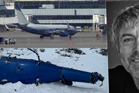 Záhadné manévry na Aljašce: Soukromý Boeing Petra Kellnera (†56) přistál na tamním letišti, úřady dál čekají na výslech Horvátha