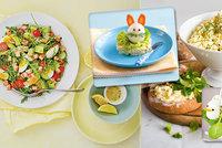 Vaječná hitparáda: Připravte »tatarák« s avokádem, jarní kuřátka i salát