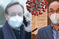 Koronavirus ONLINE: Blatný poslal na Arenbergera kontrolu. A Slováci mají Rusům Sputnik vrátit