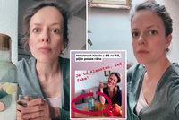 Doběla rozzuřená Andrea Růžičková obětí nechutného podvodu: Budu se soudit!
