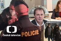 Poprask na Radě ČT: Lipovská v doprovodu policie útočila na Dvořáka kvůli údajnému střetu zájmů