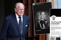 Celá královská rodina v slzách: Smrt prince Philipa oplakávají Charles i William s Kate!
