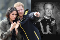 Konec spekulací? Údajně je už jasno, zda Harry s Meghan přiletí na pohřeb prince Philipa!