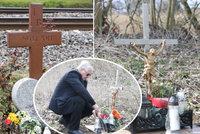 Šokovaný vdovec Rychtář v den nedožitých 55. narozenin Ivety Bartošové (†48): Kdo vyměnil křížek u kolejí?!