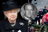 Smrt prince Philipa - sledovali jsme ONLINE: Jak bude vypadat pohřeb? Královna chválila plány posledního rozloučení