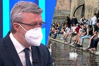 Rozvolňování opatření v Česku? Havlíček razí odstup 14 dní mezi jednotlivými kroky
