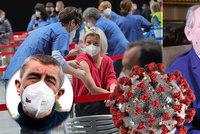 Koronavirus ONLINE: Skončil lockdown i zákaz vycházení, otevřou školy a Babiš odráží hněv
