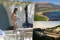 Ostrov, kde se nahotila Jackie Onassisová, čekají změny: Ruská miliardářka rozjela monstrózní projekt