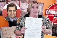 Jeřábnice Anna (56) se zlobí: Nepřiklepli mi invalidní důchod! Pomůže Ombudsman Blesku?
