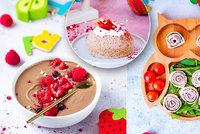 Neodolatelné dobroty pro děti: To se jim bude líbit, a navíc i chutnat!