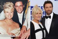 Hugh Jackman s manželkou slaví stříbrnou svatbu: Takové vyznání se jen tak nevidí!