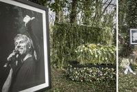 Dva pohřby za 24 hodin! Nejdřív tajné rozloučení s Kellnerem (†56), potom pochovali jeho kamaráda!