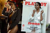 Titulku českého Playboye zdobí miss afrického Kamerunu! Je jí 41 let a porodila 8 dětí