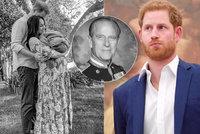 Harryho trable: Po Philipově (†99) pohřbu nesmí domů k těhotné Meghan!