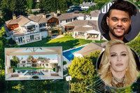 """Madonna koupila """"ráj"""" od Weenkda: Ukrytý přepych za více než 420 milionů!"""