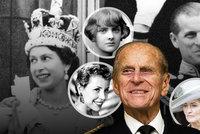 Byl princ Philip (†99) věrný královně Alžbětě? Seznam milenek čítá herečky i hraběnku