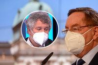 Rozvolňování v ČR: PES je mrtvý. Pokud budeme zlobit, budou respirátory i v létě, varuje Arenberger