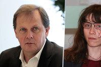 Šéf ČT Dvořák se ohradil proti Lipovské. A opozice zbrzdila volbu nových radních