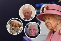 Královská rodina po smrti Philipa (†99) řeší panovnici: Kdo podrží Alžbětu?!