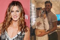 Rodina Jennifer Anistonové se rozrůstá: V létě přibude nový potomek!