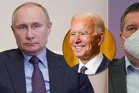Hamáček touží po historickém summitu v Praze. Putinovi a Bidenovi poslal pozvánku