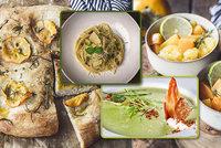 Jako byste byli u moře! Nejlepší recepty na paellu, špagety Carbonara nebo kaki sorbet
