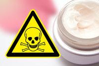 Nebezpečná kosmetika: Drtivá většina výrobků neprošla testem. Ohrožuje zdraví i přírodu