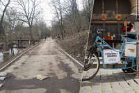 Praha letos investuje do cyklodopravy 122 milionů. Postaví podjezd pod Mánesovým mostem i lávku HolKa