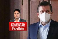 Komentář: Hamáček vyhrál a zkolaboval. Zkolabuje a prohraje ČSSD?