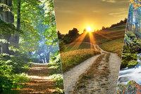 Tak do toho šlápni! 5 tipů na pěší túry: Stezkou lesního muže i údolím peřejí Doubravy
