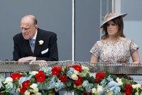 Princezna Eugenie poslala Philipovi (†99) nejdojemnější vzkaz: Postaráme se za tebe!