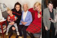Smutný den Veroniky Žilkové: Nemoc maminky (96) a nedožité narozeniny exmanžela!