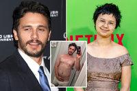 Šokující výpověď zdrcené herečky: James Franco je král sexuálních predátorů!