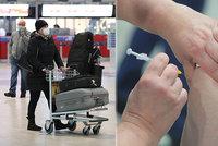 Cesty do zahraničí se zeleným pasem: Bude stačit antigenní test? Karta má být zdarma
