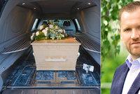 Předplacené pohřby v Česku: Umírání je u nás tabu, říká Petr (38). Inspiroval se za hranicemi