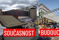 Bývalý legendární Prior v Brně půjde k zemi: Nahradí ho byty i hotel a nové náměstí