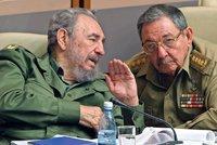 Konec éry Castrů na Kubě: Komunisté na sjezdu  vymění v čele Raúla Castra za prezidenta