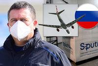 Hamáček míří do Moskvy pro Sputnik. Pekarová mu vmetla ruské tanky s invazními pruhy
